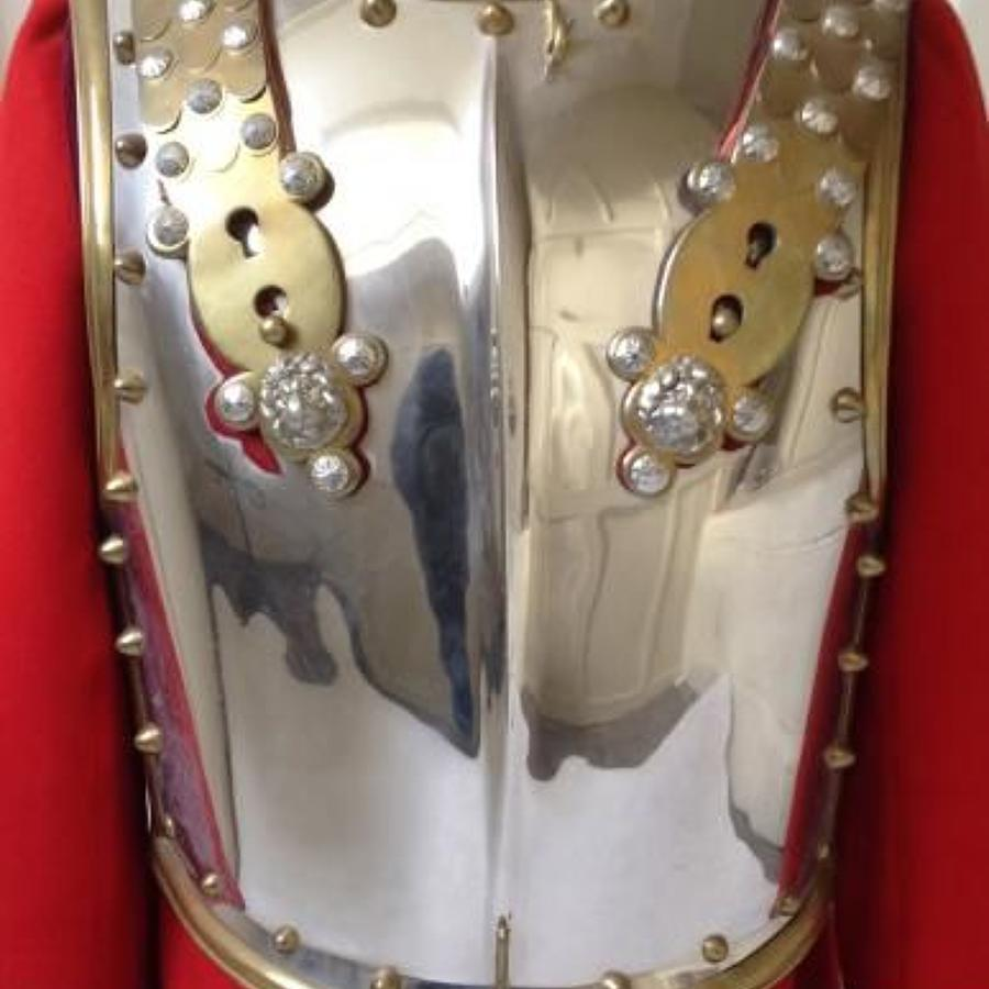 Royal Horse Guards Officers cuirass.