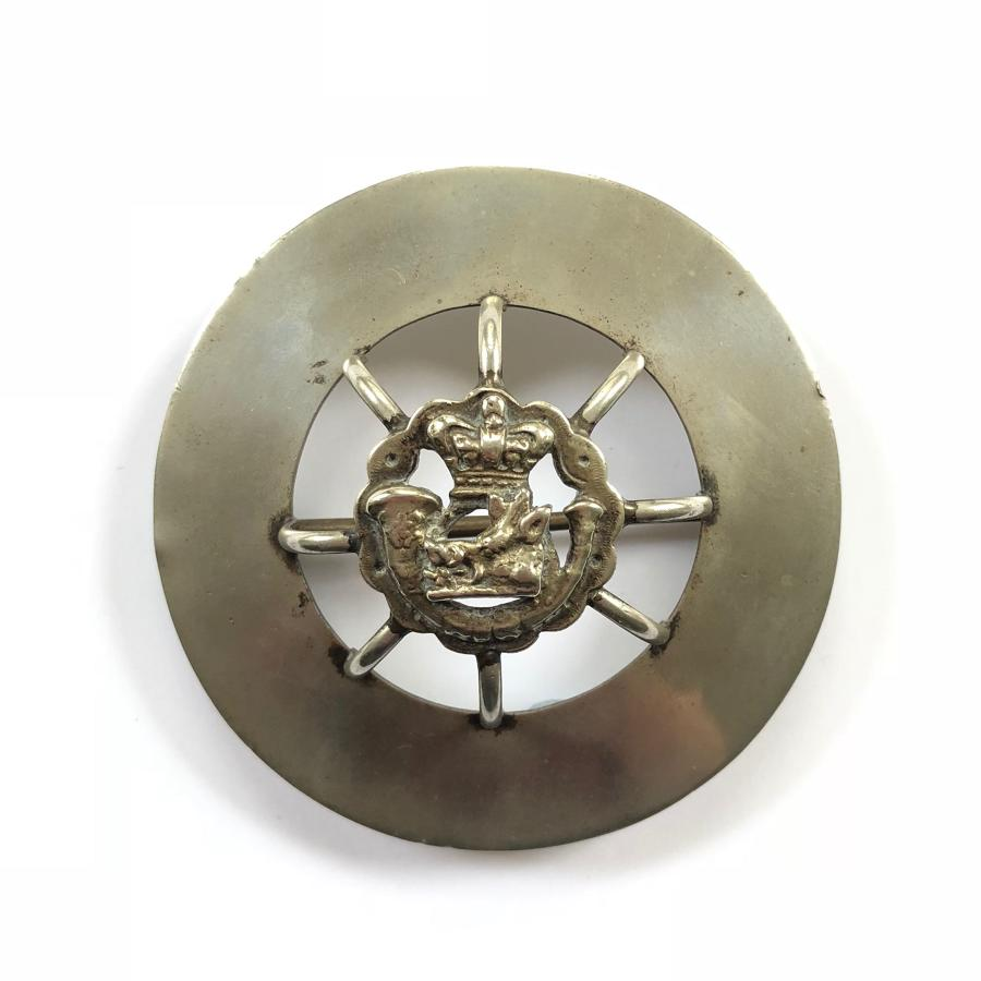 Argyll Rifle Volunteers Victorian plaid brooch circa 1865-75