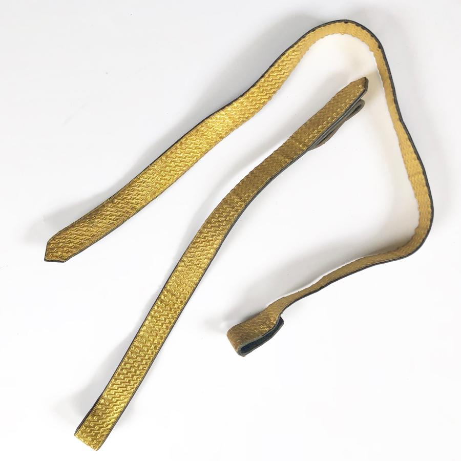 Royal Artillery Full Dress Sword Slings.