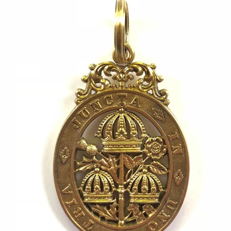 Order of the Bath, Civil Knight Commander's (KCB) neck badge