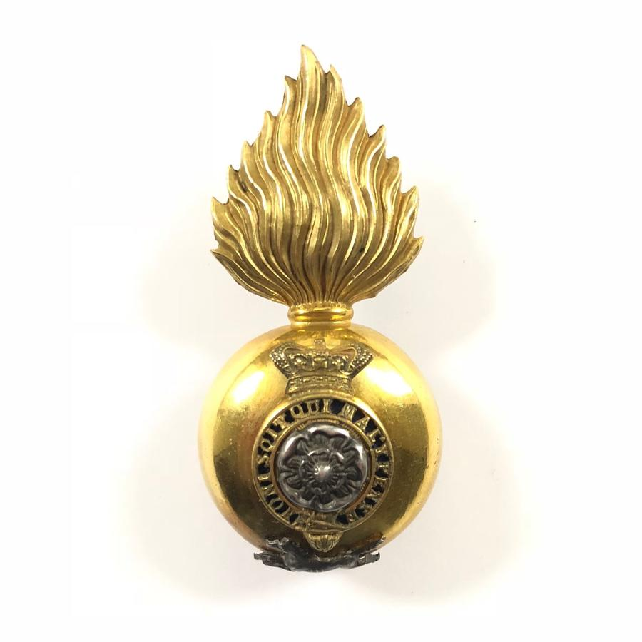 Royal Fusiliers (City of London Regiment), Officer's glengarry badge