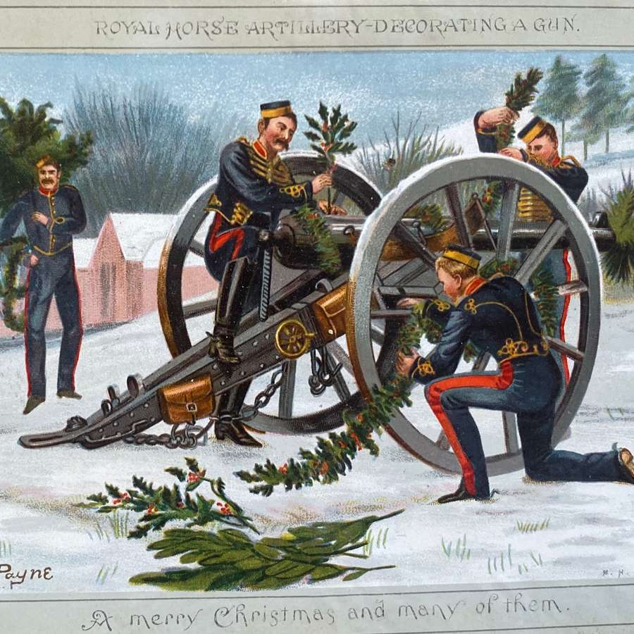 Coldstream Military Antiques Christmas Period Daily Briefing Updates