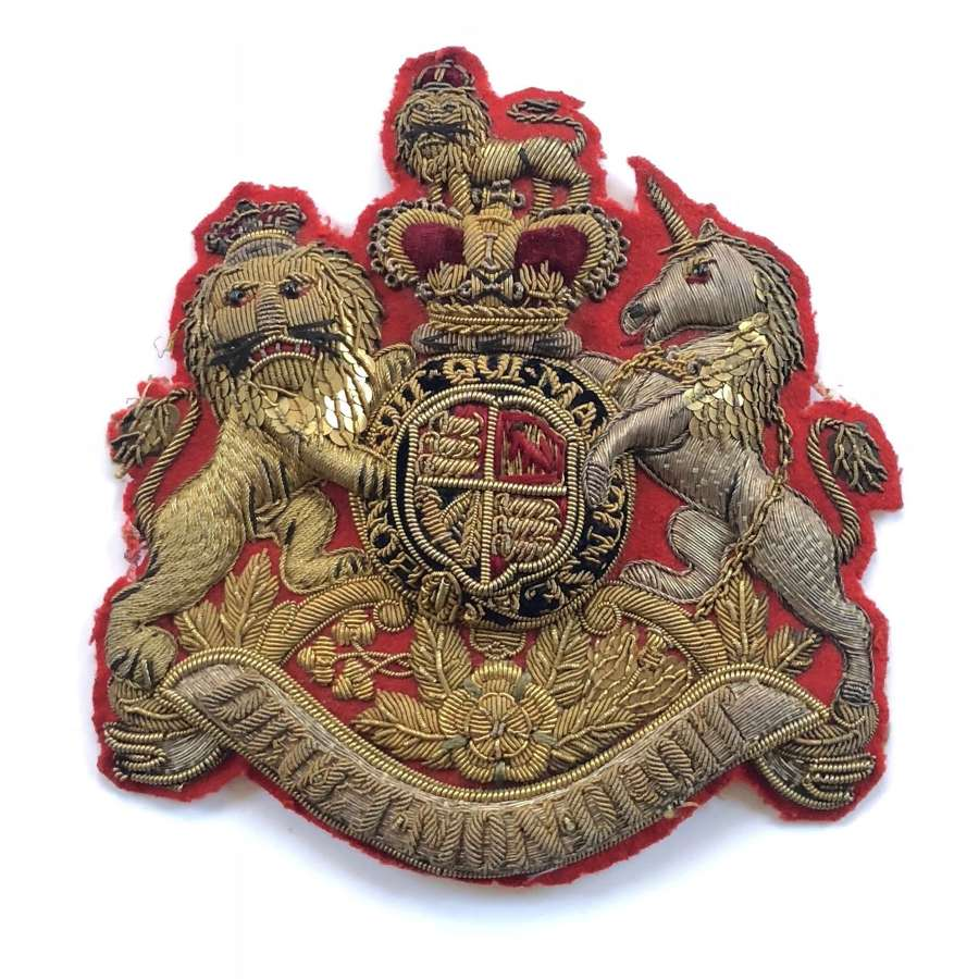 Guards Victorian WO I's (RSM) rank badge