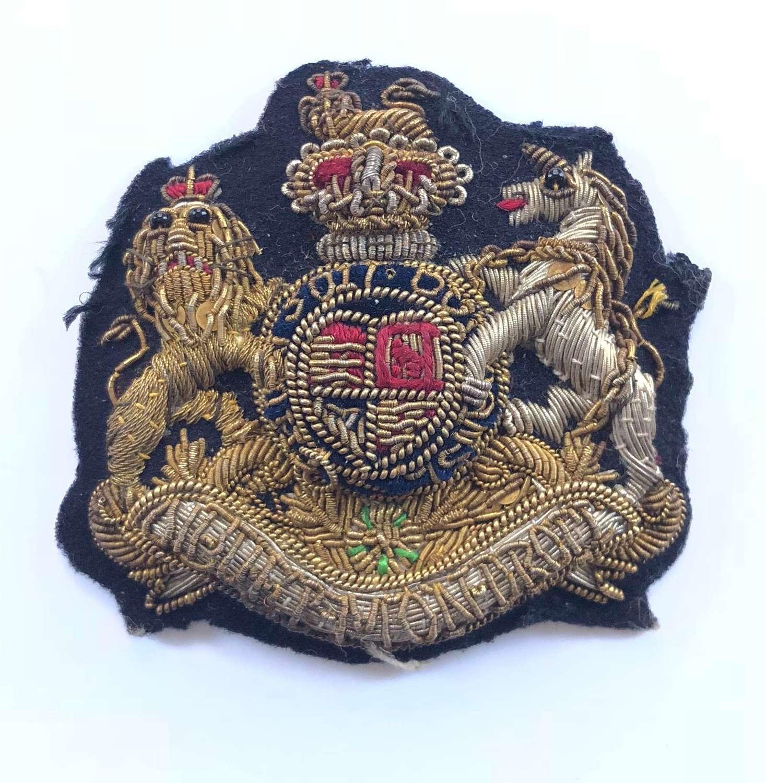 Guards Victorian WO I's (RSM) rank badge