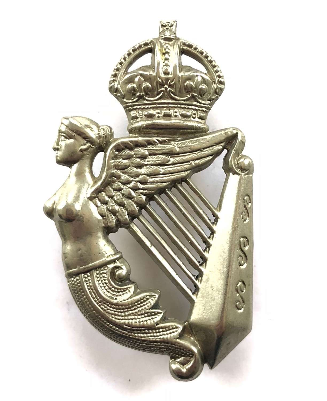 5th Royal Irish Lancers post 1901 Harp NCO's arm badge