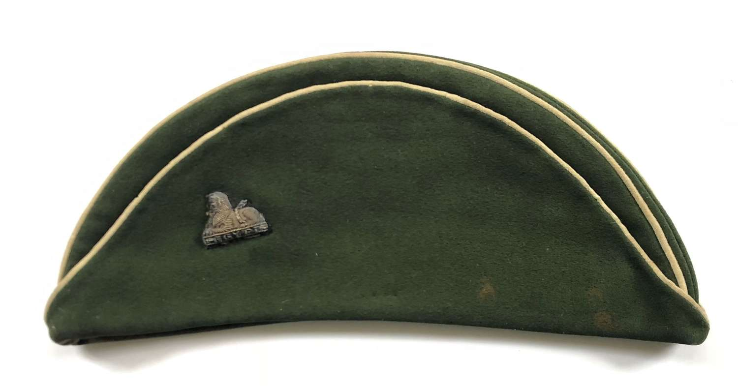 South Wales Borderers Victorian Officer's Torin Field Cap circa 189