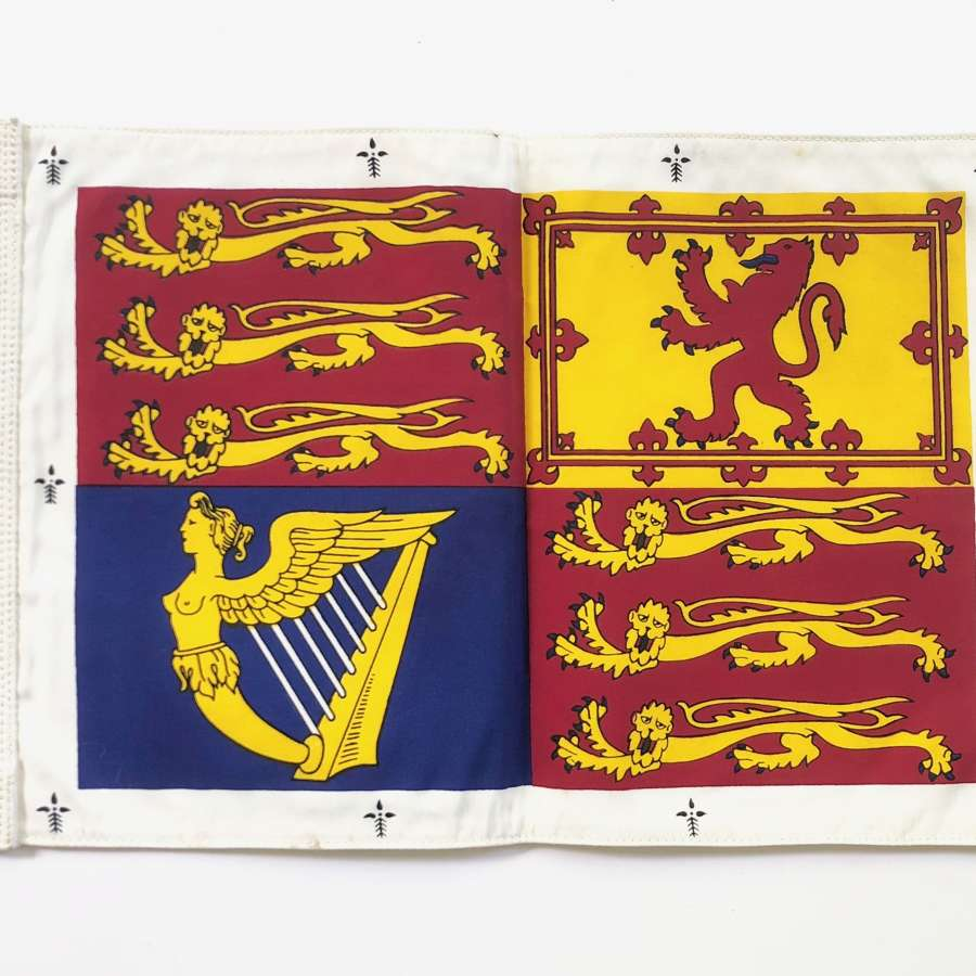 Royalty. Royal Standard of Other Members of The Royal Family not entit
