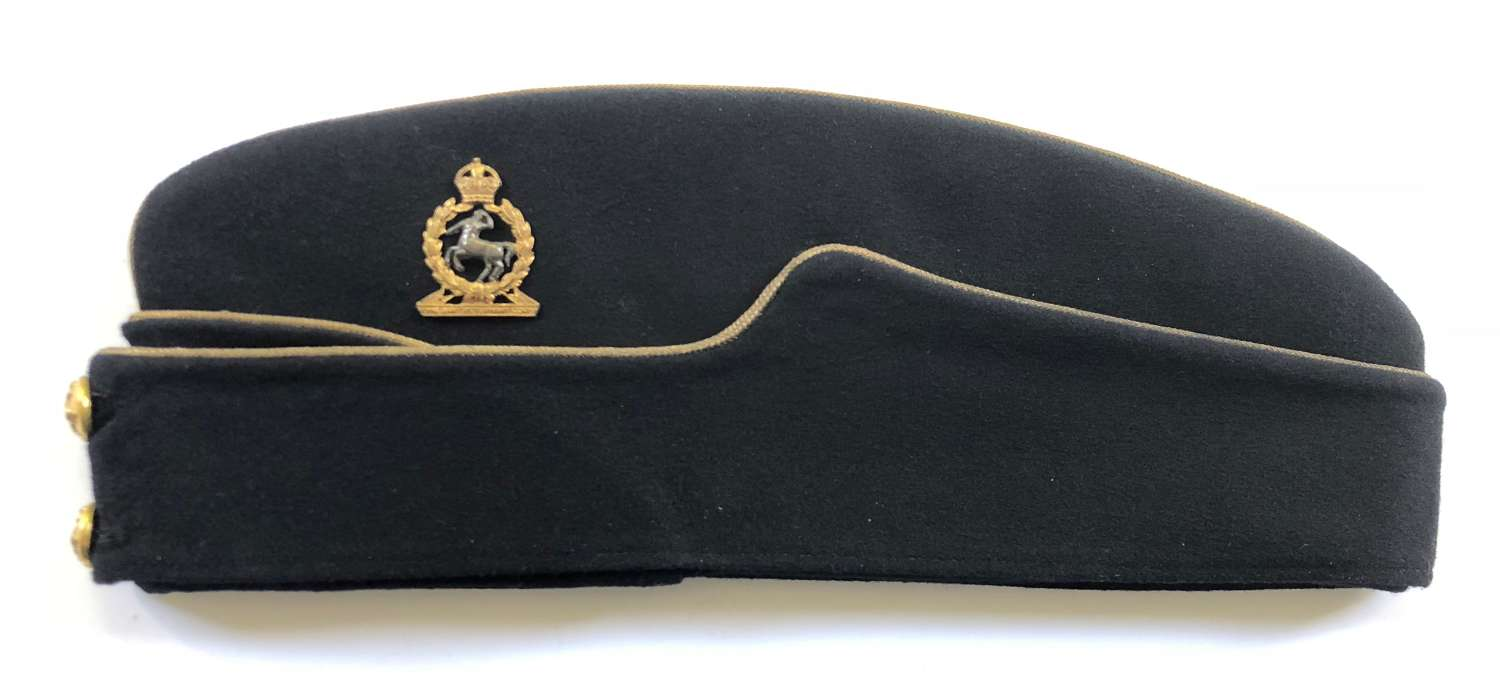Royal Army Veterinary Corps RAVC Officer's Field Service Side Cap.