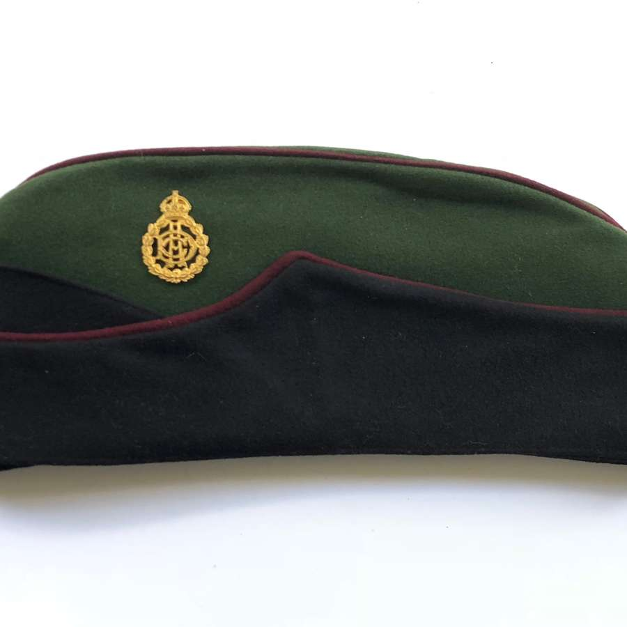 Army Dental Corps ADC Officer's Field Service Side Cap 1918-1946.
