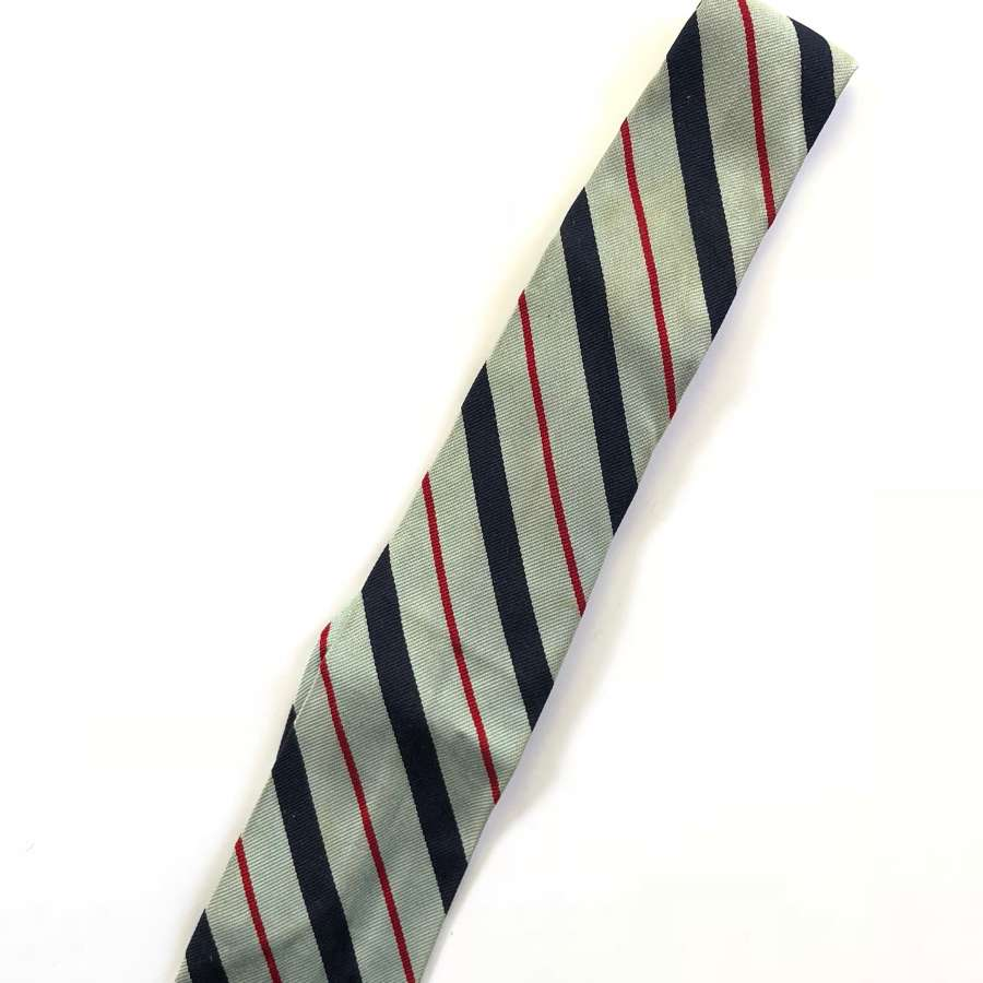 Royal Flying Corps RFC Veterans Silk Tie Circa 1930's-50's