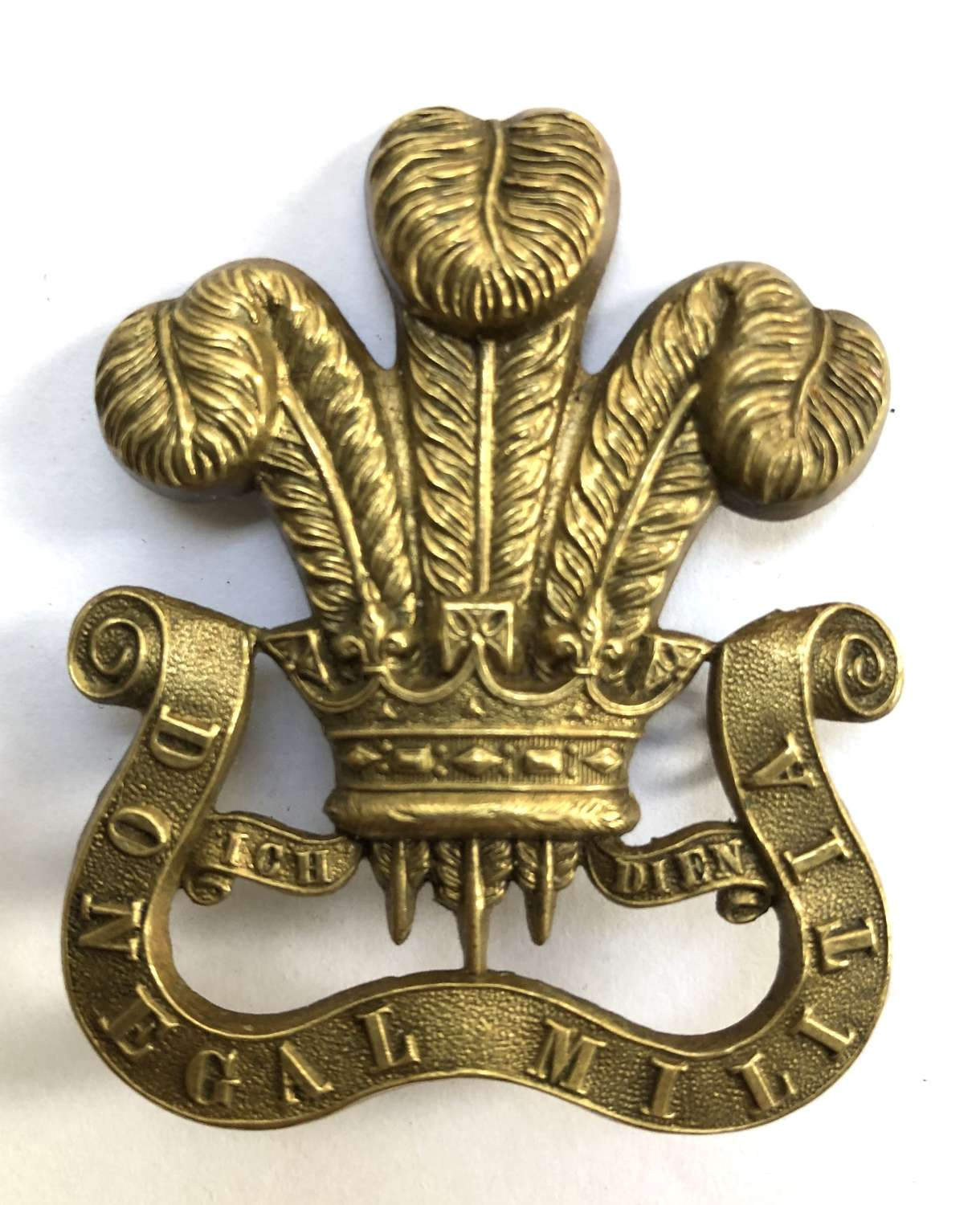 Irish. Prince of Wales's Own Donegal Militia Victorian glengarry bad
