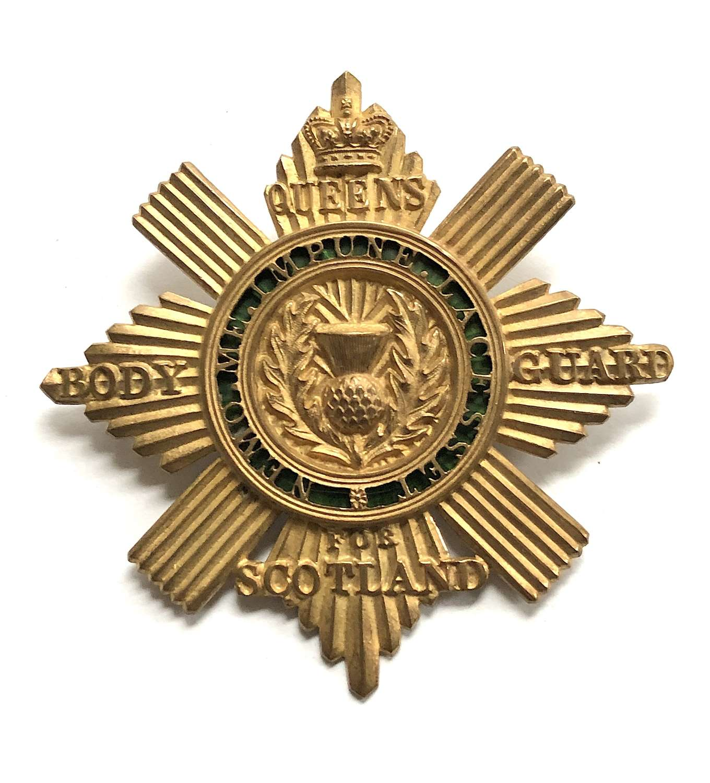Royal Company of Archers Victorian splendid sash badge